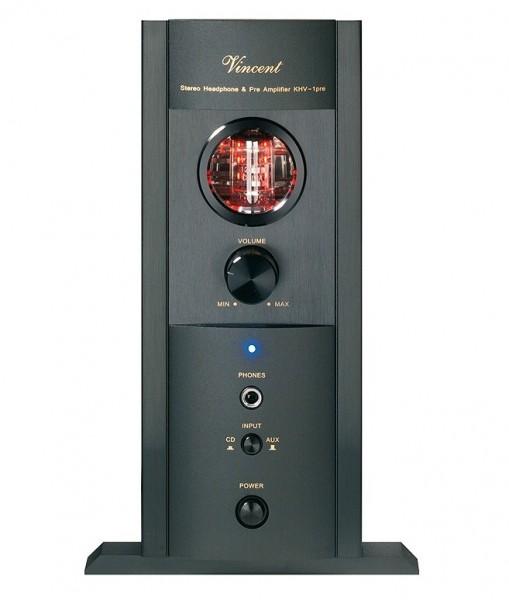 Vincent KHV-1 Kopfhörerverstärker Hybrid schwarz