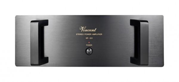 Vincent SP-331 Endstufe Stereo Hybrid schwarz