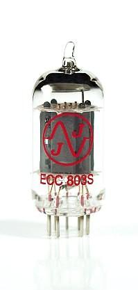 JJ Vorverstärkerröhre ECC803S