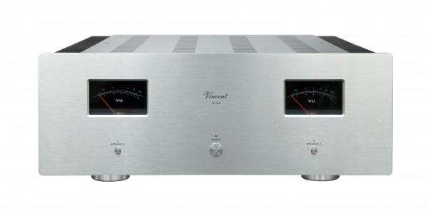 Vincent SP-332 Endstufe Stereo Hybrid silber - Vorführgerät