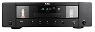 T.A.C. C-35 Röhren-CD-Player schwarz - Auslaufartikel