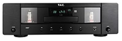 T.A.C. C-35 Röhren-CD-Player schwarz