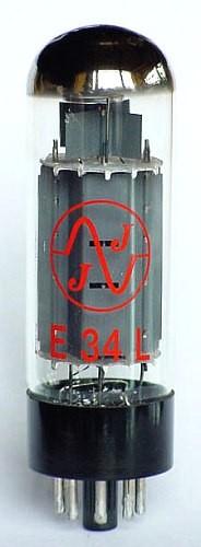 JJ Endstufenröhre E34L/6CA7