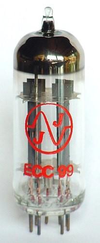 JJ Vorverstärkerröhre ECC99