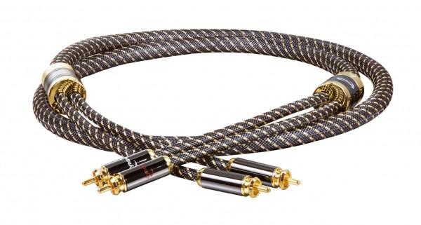 Dynavox Black Line Cinchkabel Stereo 1,5 m
