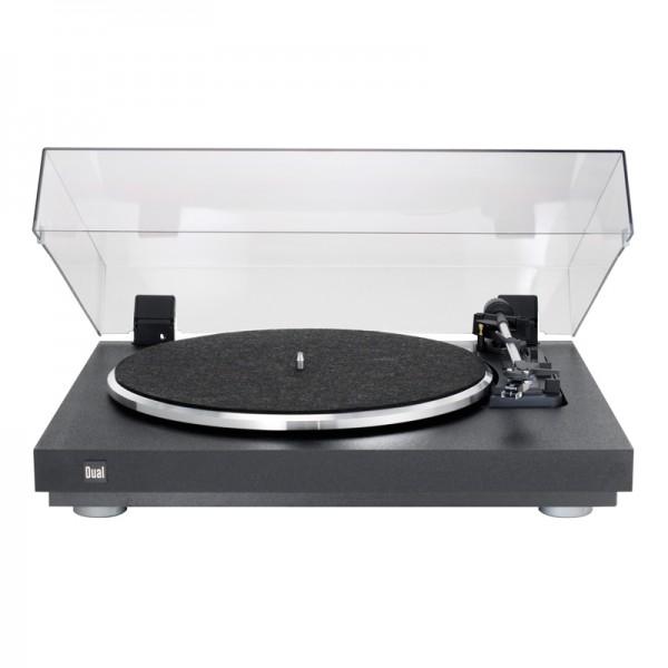 Dual CS 440 Plattenspieler schwarz