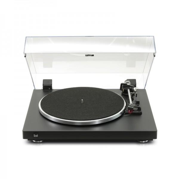 Dual CS 465 Schallplattenspieler Schwarz Matt