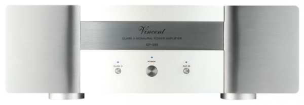 Vincent SP-995 Endstufe Mono silber