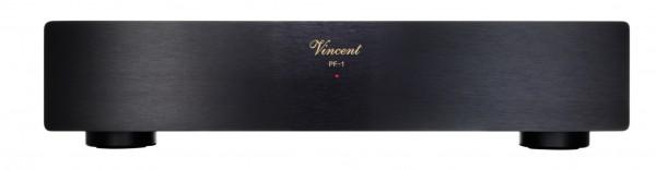 Vincent PF-1 Netzfilter schwarz