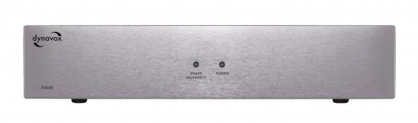 Dynavox X6000 S HiFi-Netzfilter silber