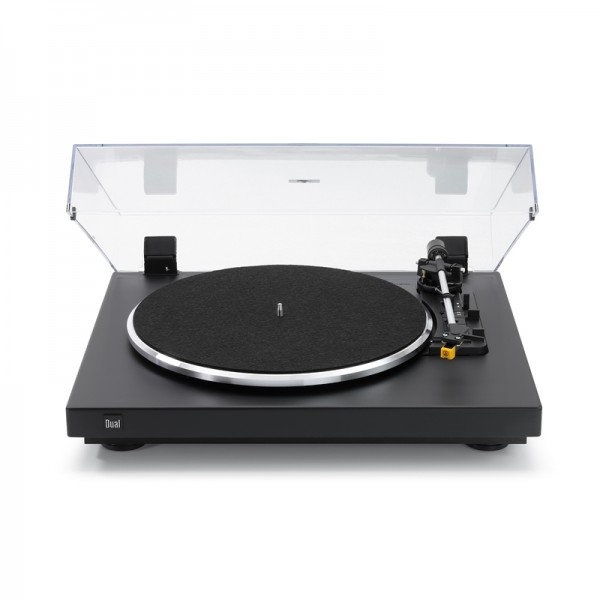 Dual CS 458 Schallplattenspieler Schwarz