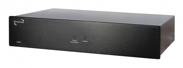 Dynavox X6000 B HiFi-Netzfilter schwarz