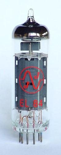 JJ Endstufenröhre EL84/6BQ5
