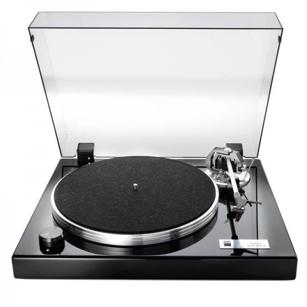 Dual CS 600 Plattenspieler Klavierlack schwarz