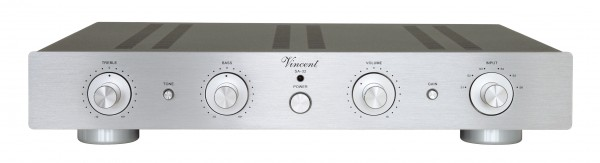 Vincent SA-32 Vorverstärker Stereo Hybrid silber - Vorführgerät